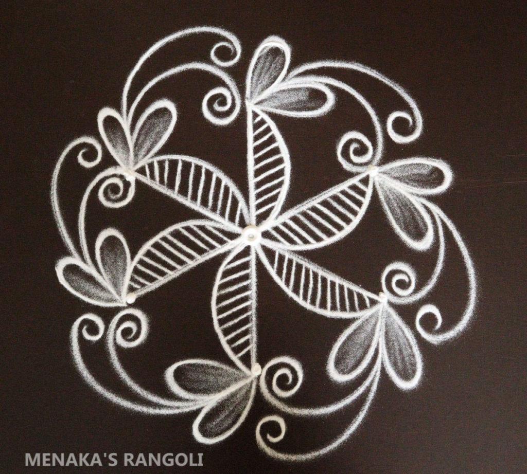 Easy Rangoli Images