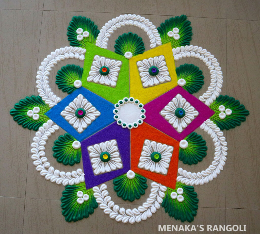 Rangoli Designs For Competitions