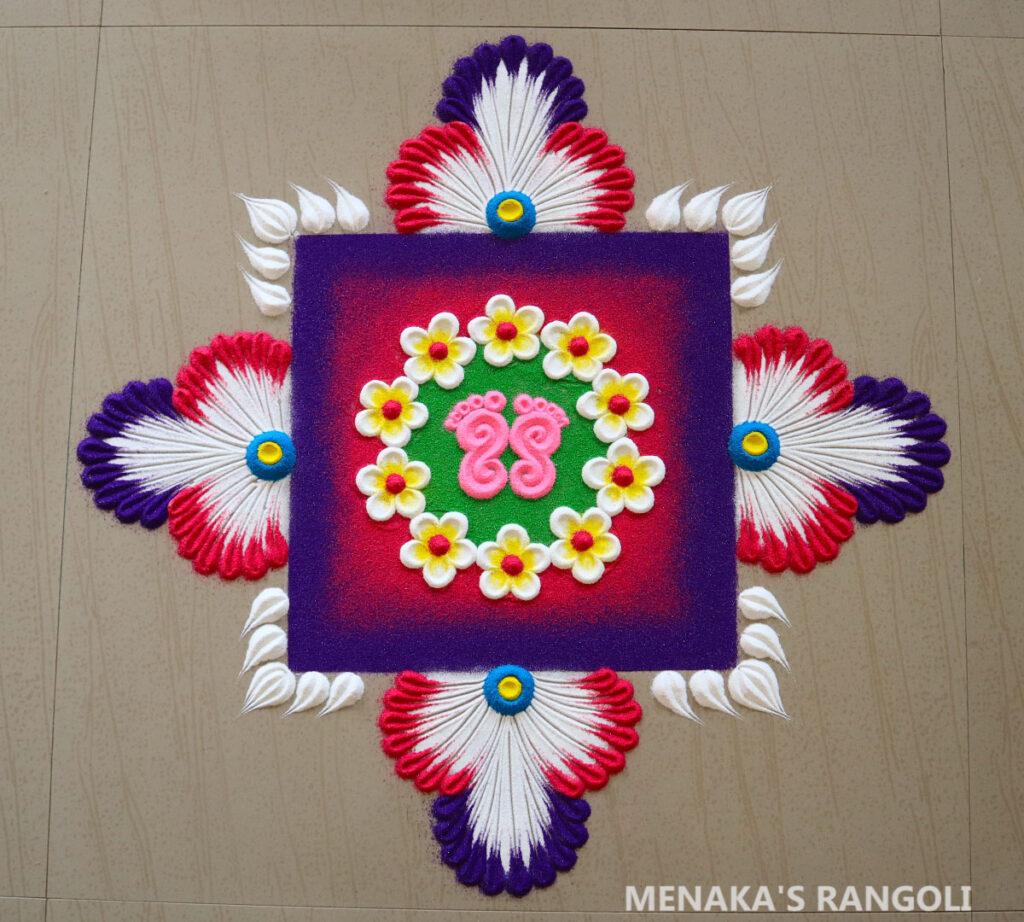 Rangoli Images For Pongal