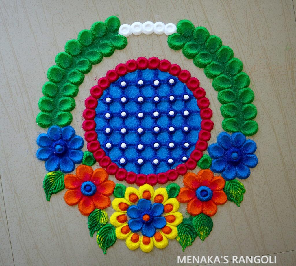 Rangoli Images For Festivals