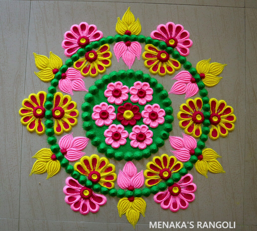 Festival Rangoli Designs